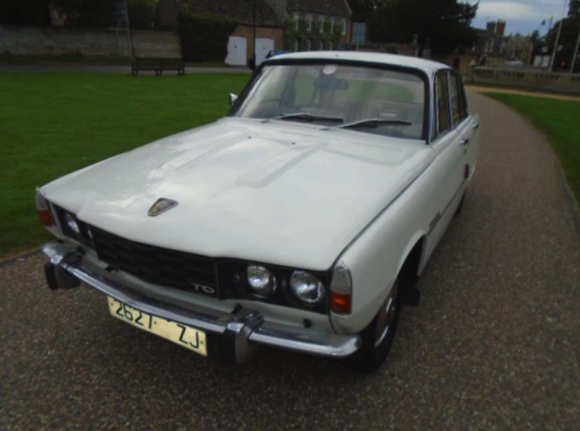 1973 Rover P6 2000 TC - Image 2 of 6