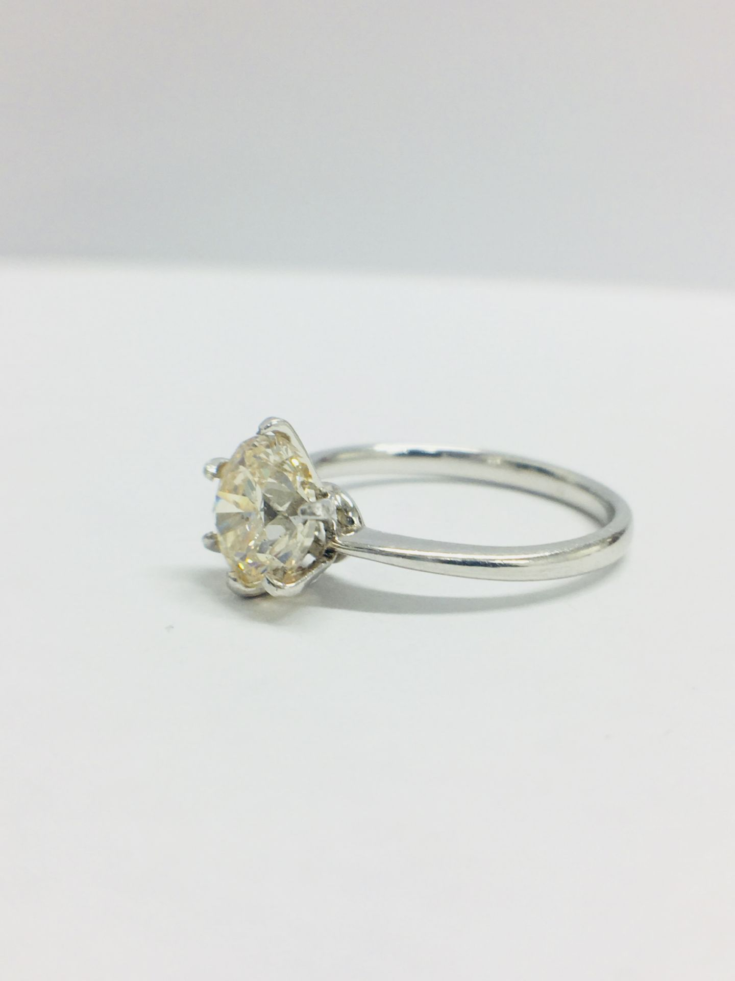 Lot 3 - 1.50Ct Solitaire Diamond Ring,
