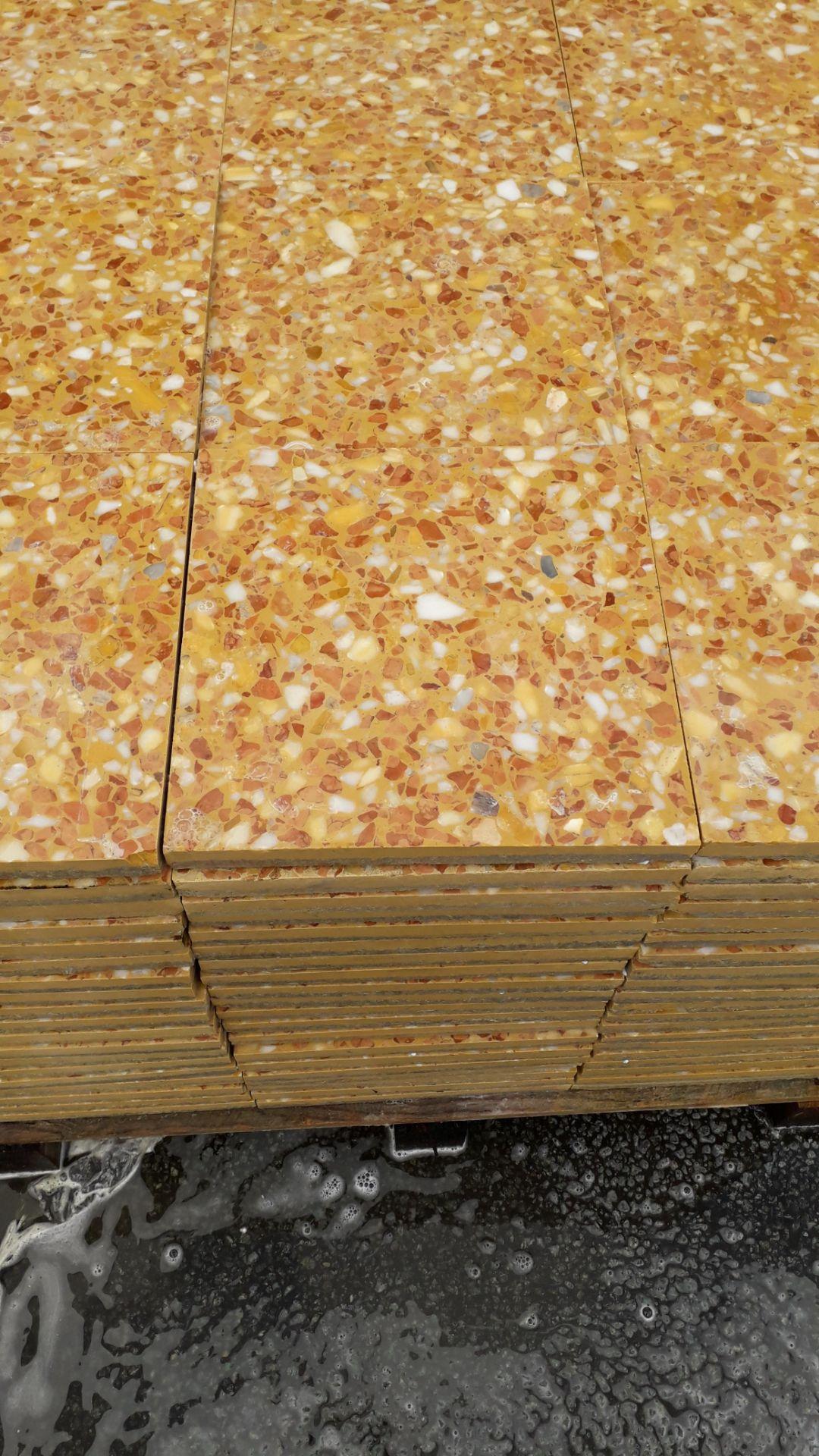 Lot 9 - 1 x pallet (L 07802) Commercial Floor Tiles - Total coverage 20 square yards