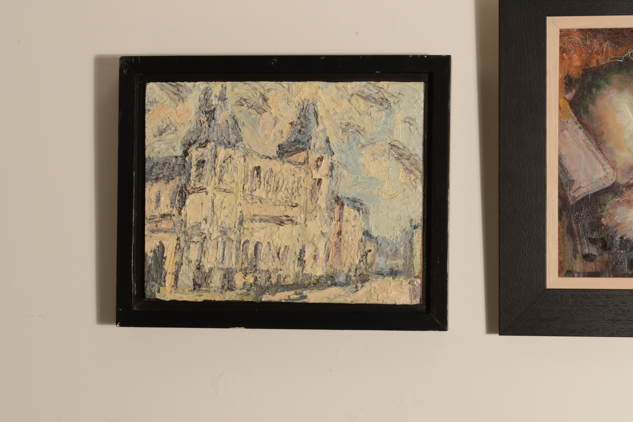 Lot 27 - 3 oils on board by Northern artist Barry De More