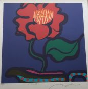 Camellia Gerry Baptist Limited Edition Print artist Signed numbered and titled
