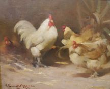 On The Farm by Robert Russell MacNee 1880 -1952 exhib R.A. – R.S.A – R.S.W