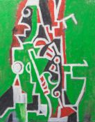 "Dohnal, Josef (geboren 1912), ""Kobold"", Öl/Lw., li. u. sign. u. dat. (19)86, rs. sign.,dat. u."