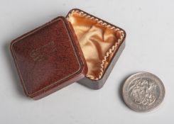 """Medaille """"Worms. XIV. Verbands-Schiessen 1895"""", Silber, Kaiserreich, Greif mit Stadtschildu."""