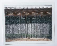 """Unbekannter Künstler (20. Jahrhundert), Brücke Nehlitz, rs. bez. """"A 14, Brücke Nehlitz(1)"""", ca. 24 x"""
