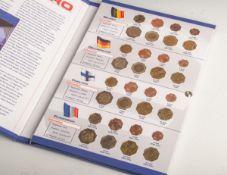 """Münzsatz """"Euro 2002. Die Münzen der 12 Euro-Staaten"""". 96 Kursmünzen in Original-Schatulle,Neuauflage"""