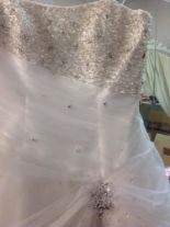 Lot 318 - Wedding gown box 1, 6 Wedding gown samples -Total rrp £4156, 4x Ronald Joyce, 2x Lilly Des