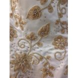 Lot 322 - (5) 5x wedding gown samples, total rrp £4800, 2 Maggie Satero, 1 Eternity, 1 MJ Bridal, 1 Lilly Des