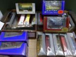 Lot 182 - Model Railway OO gauge vehicles (21 items, box 130)