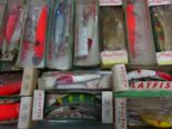 Lot 156 - Selection of piking lures