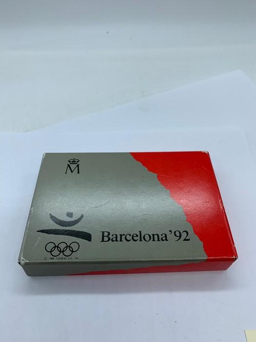 Lot 32 - A Barcelona 1992 2000 Pesetas proof coin