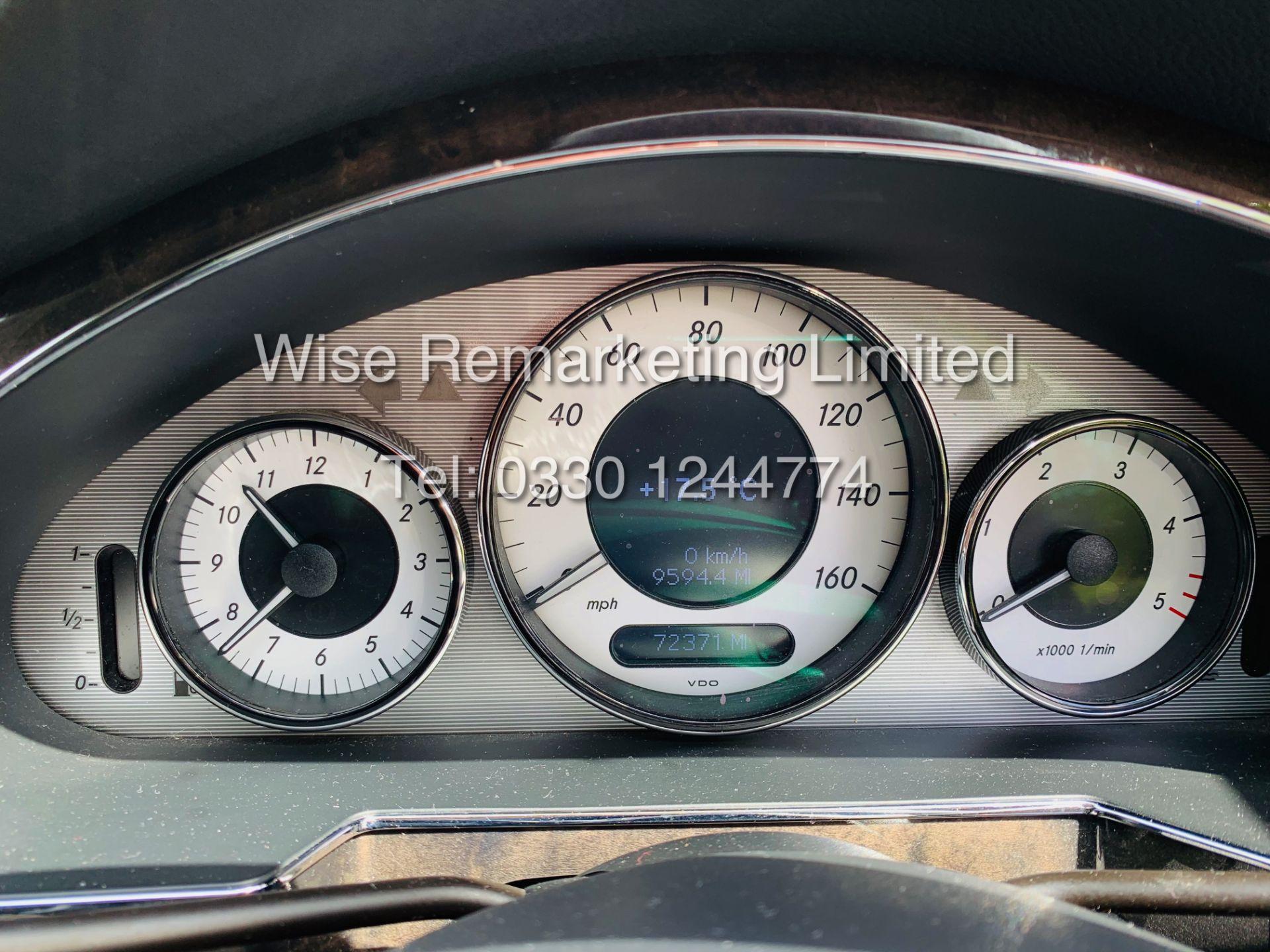 Lot 2 - * RESERVE MET* MERCEDES CLS350 CDI SPORT COUPE AUTOMATIC (BLACK EDITION) 2010 / LOW MILES / NO VAT