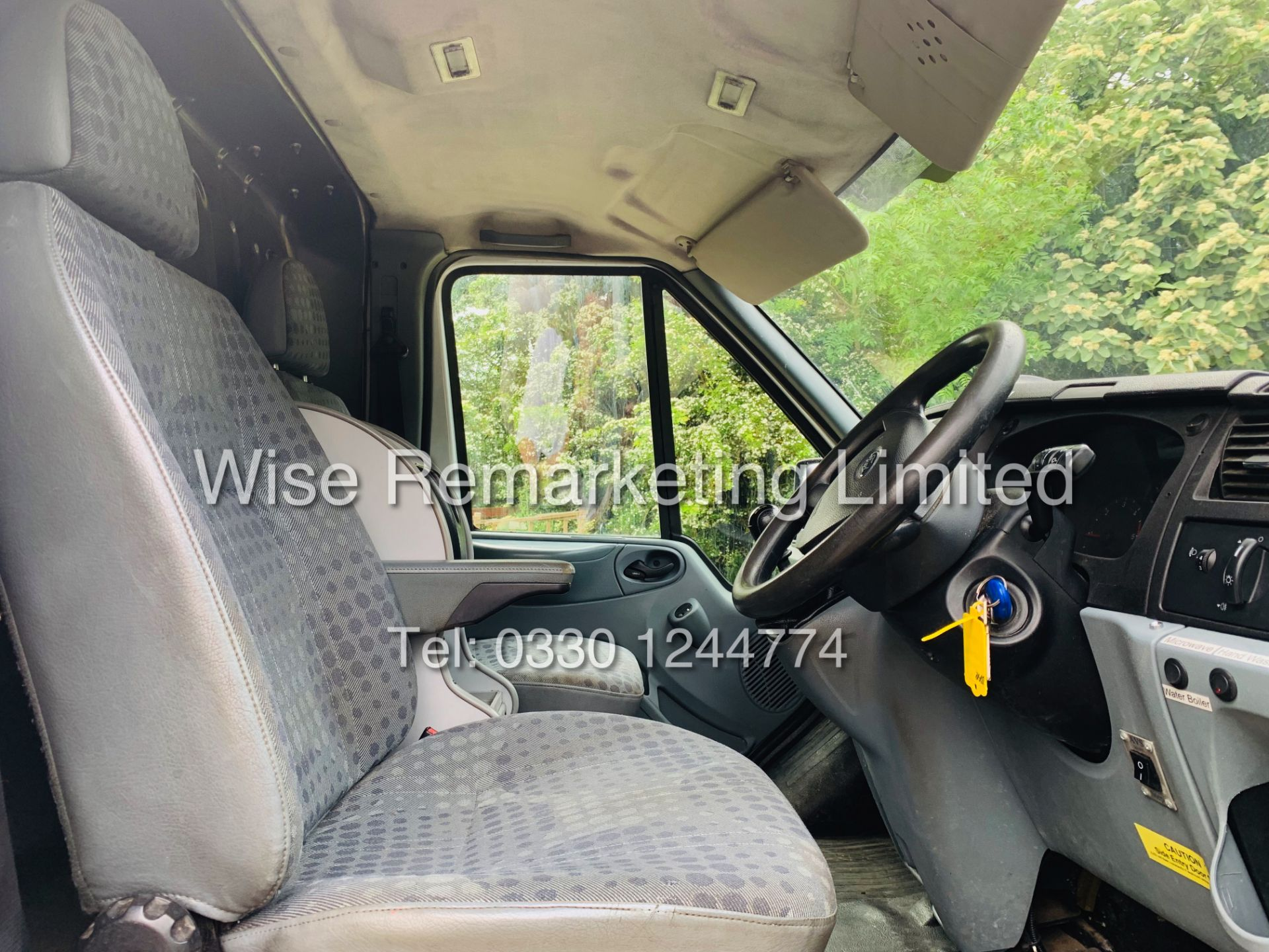 Lot 6 - **RESERVE MET** FORD TRANSIT T350 115 2.2 TDCI LWB 2011 *1 COMPANY OWNER*