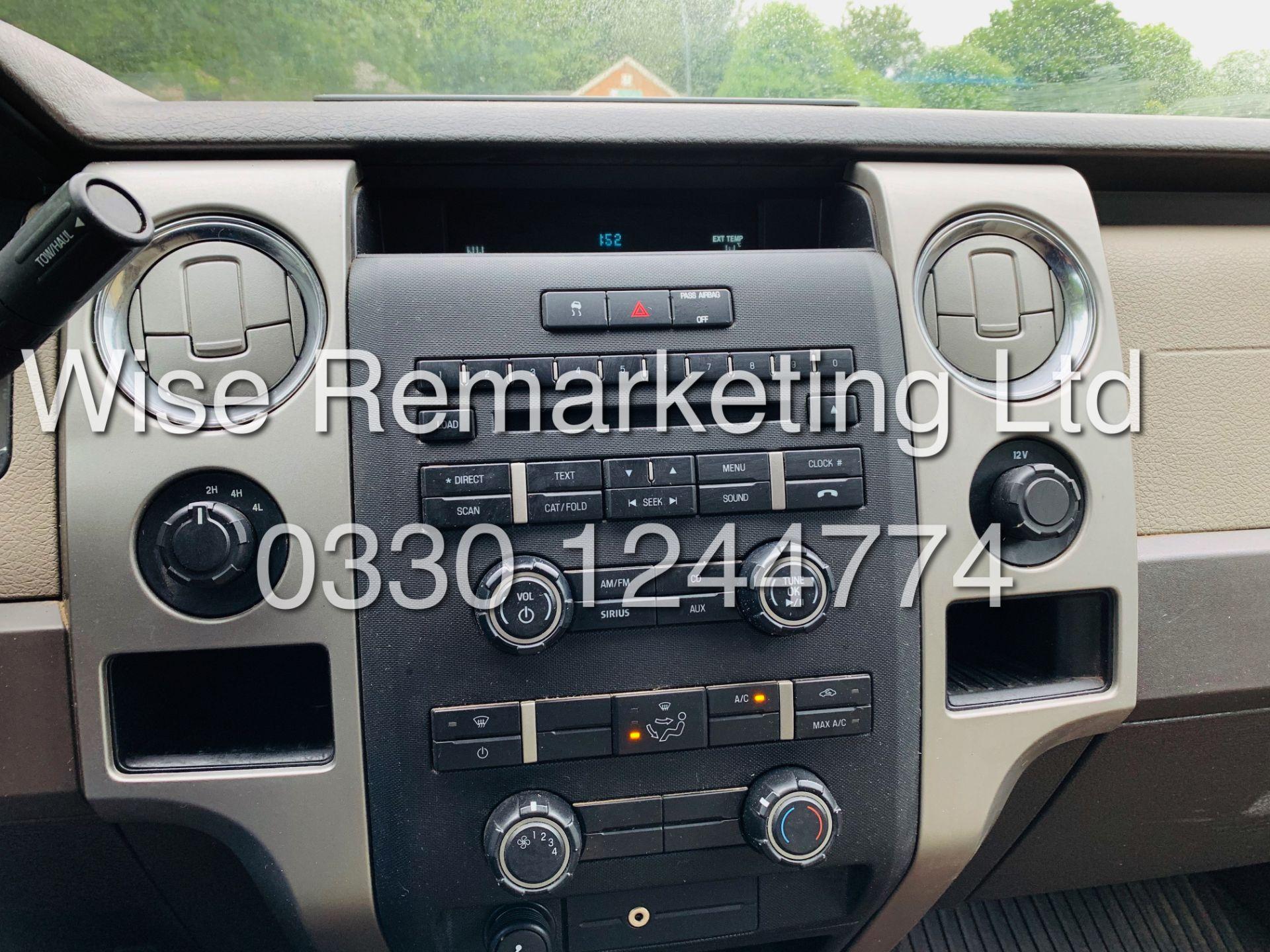 Lot 7A - FORD F-150 'XLT EX EDITION**4X4**2010** 5.4 V8 KING-CAB**FRESH IMPORT**