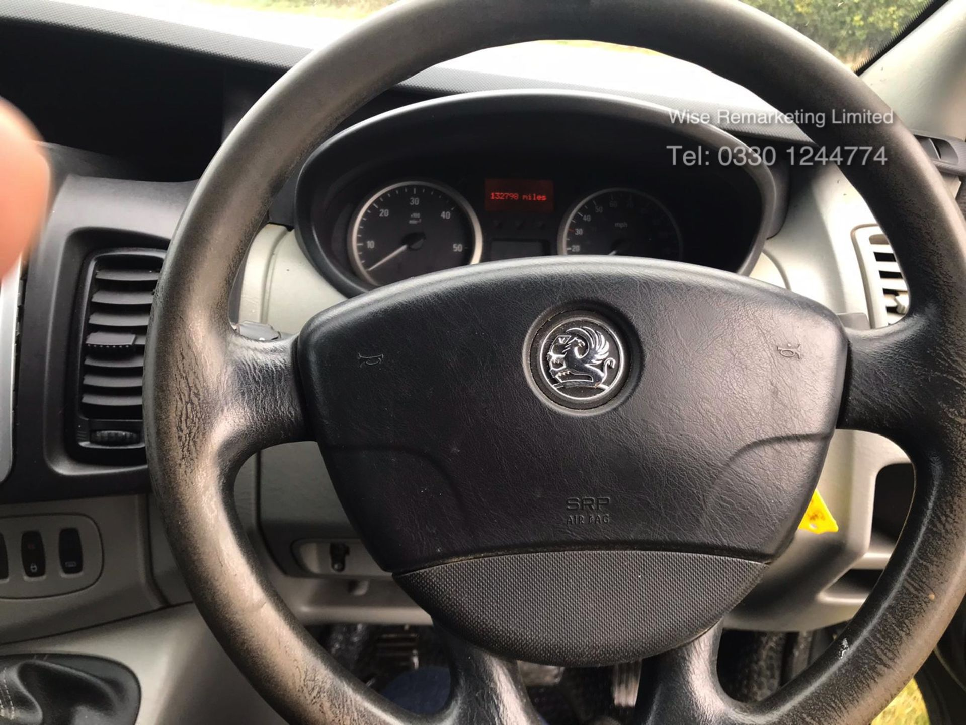 Lot 33 - Vauxhall Vivaro 2700 *Sportive* 2.0 Cdti - 2012 12 Reg - *Air con*
