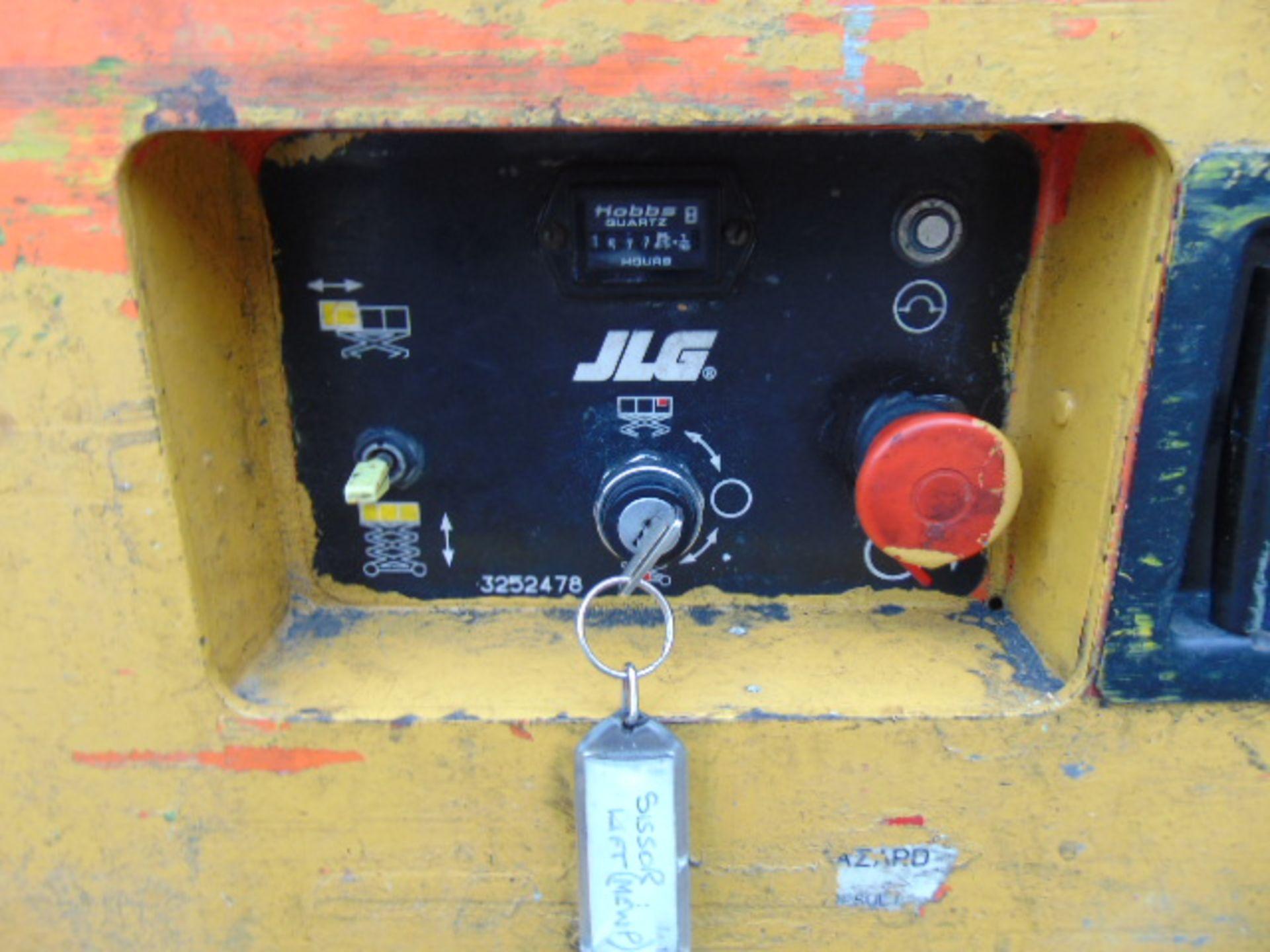 Lot 24 - JLG 2646 E Aerial Work Platform Scissor Lift