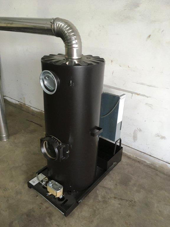 Lot 14 - Unissued Deville Campaign Multi-Fuel Heater