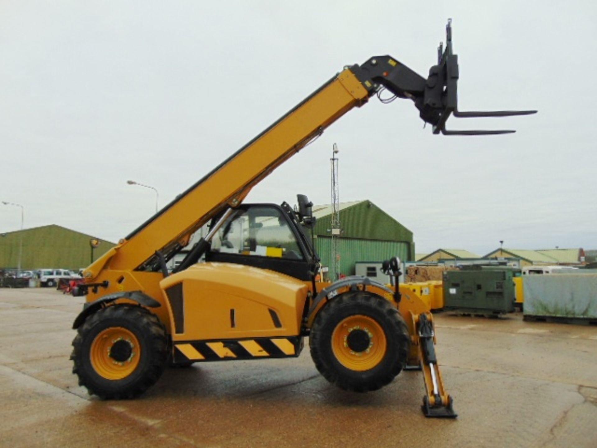 Lot 31 - 2014 Caterpillar TH414C GC 3.6 ton Telehandler
