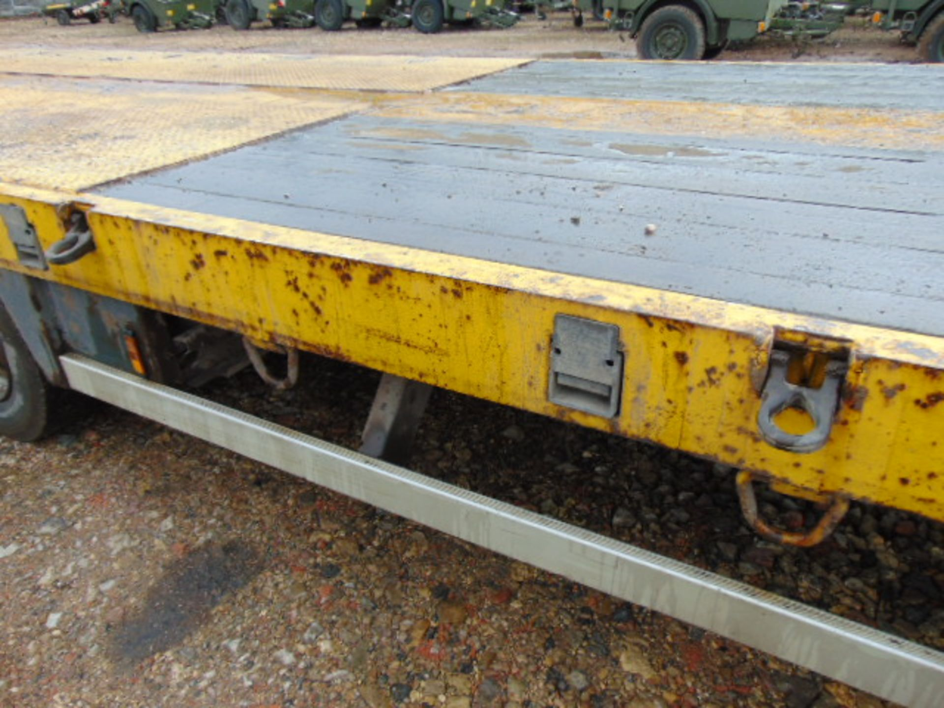 Lot 22 - 2010 Nooteboom OSDS 48-03 Tri Axle Low Loader Trailer