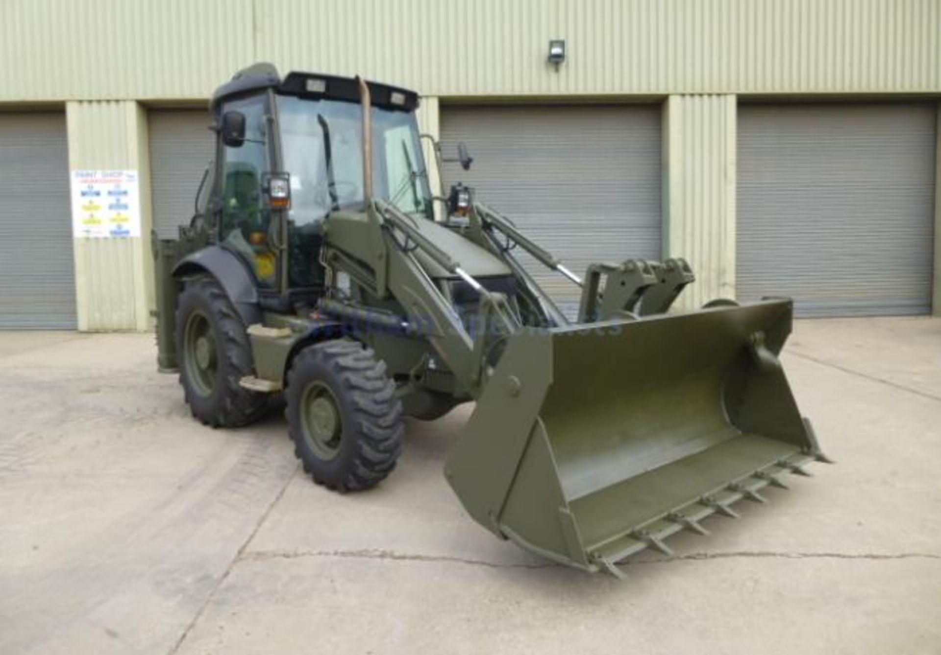 Lot 17 - JCB 3CX backhoe loader