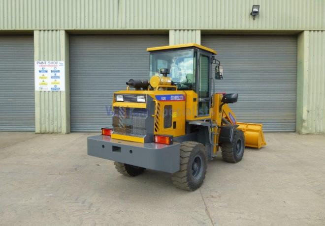 Lot 8 - NEW UNUSED Schmelzer 920 Articulated Wheeled Loader