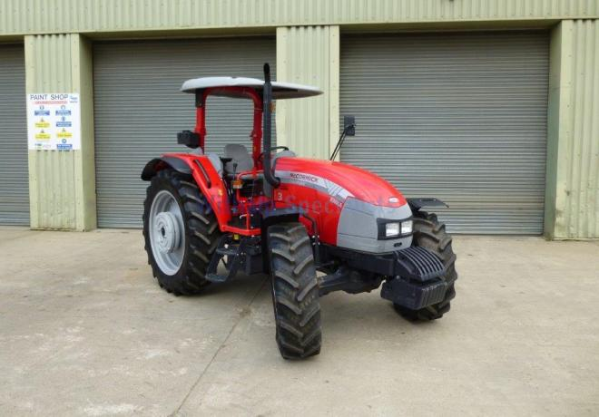 Lot 30 - NEW UNUSED McCormick C100 Max T3 Tractor