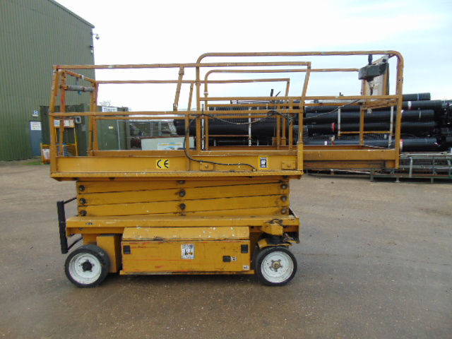 Lot 24 - JLG 2646 E Aerial Work Platform Scissor Lift