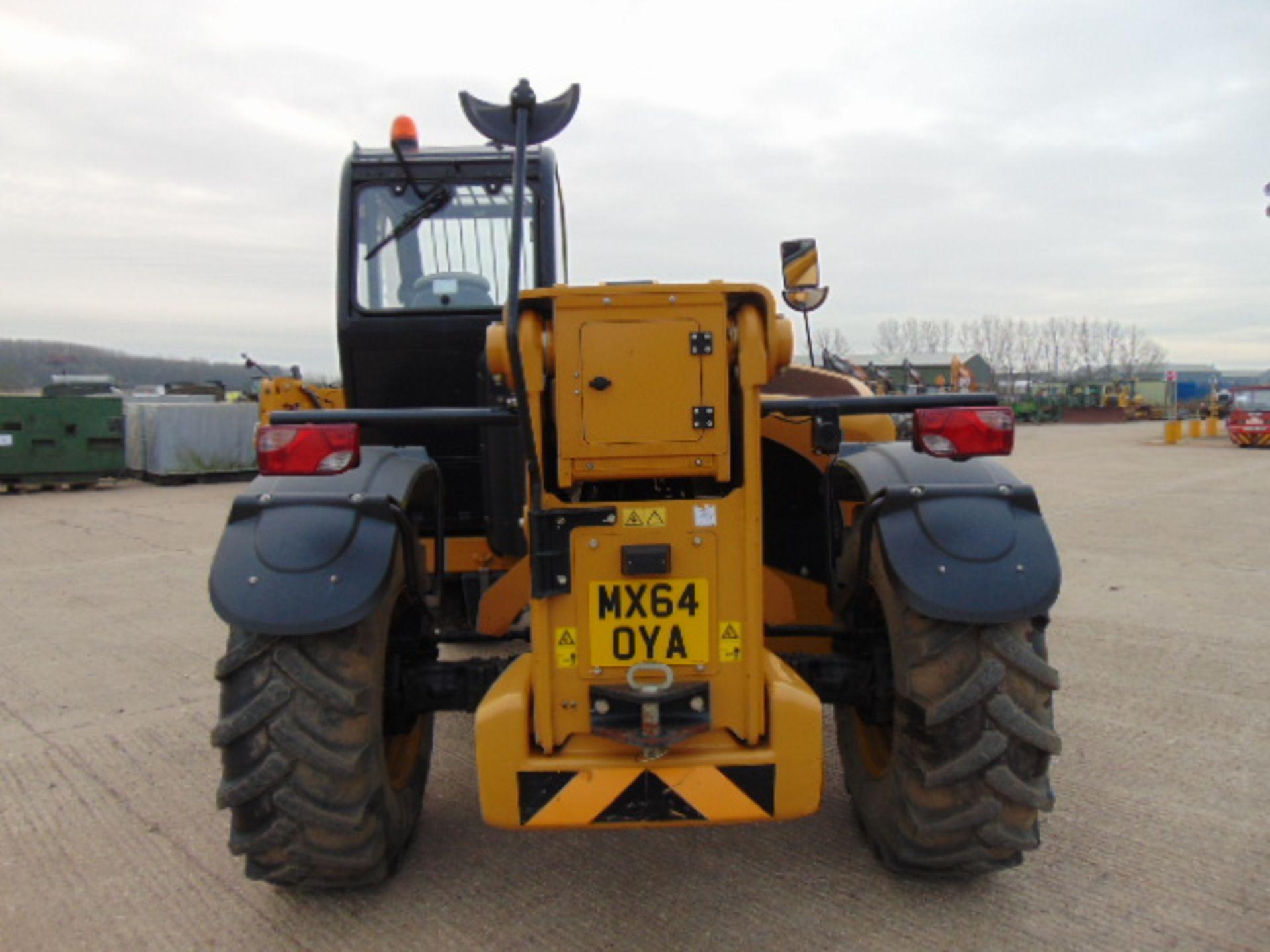 Lot 23 - 2014 Caterpillar TH414C GC 3.6 ton Telehandler