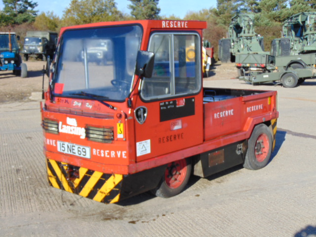 Lot 28 - Lansing Bagnall TOER 10 Electric Tow Tractor
