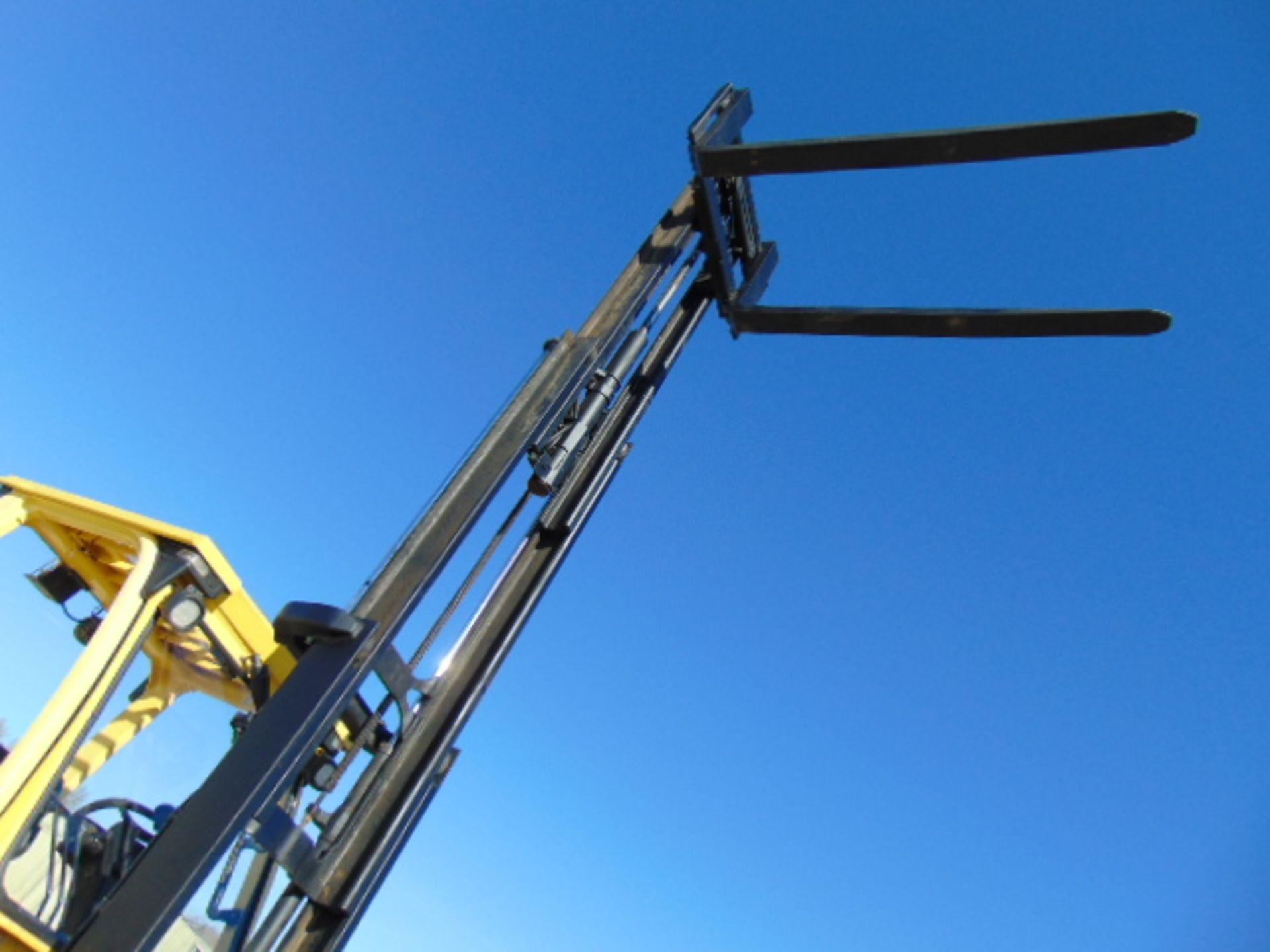Lot 20 - Hyster H3.0FT Counter Balance Diesel Forklift