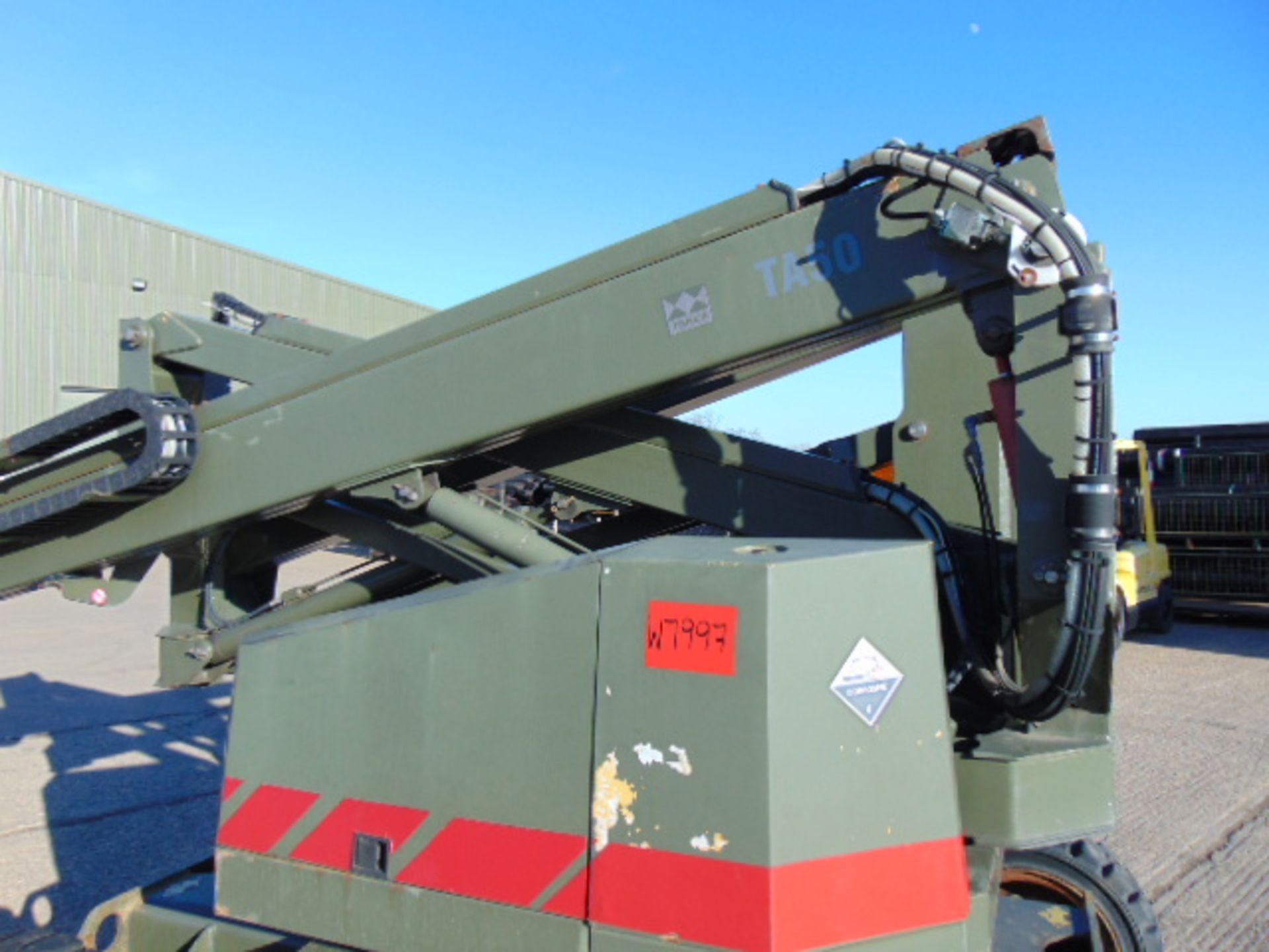 Lot 1 - Terex TA50E Articulated Boom Lift