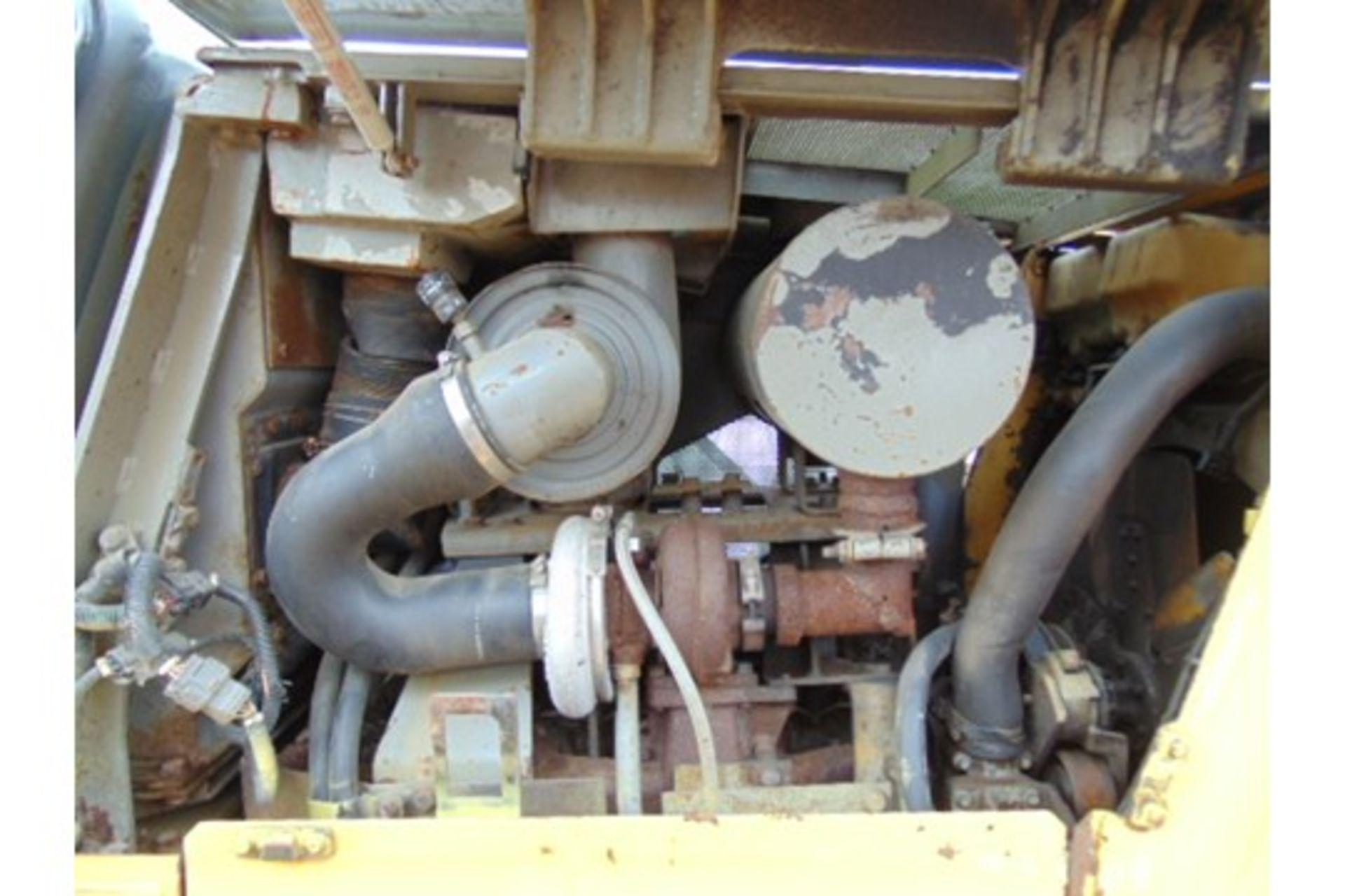 Lot 39 - 1997 Komatsu D41 P-6 Bull Dozer Crawler Tractor