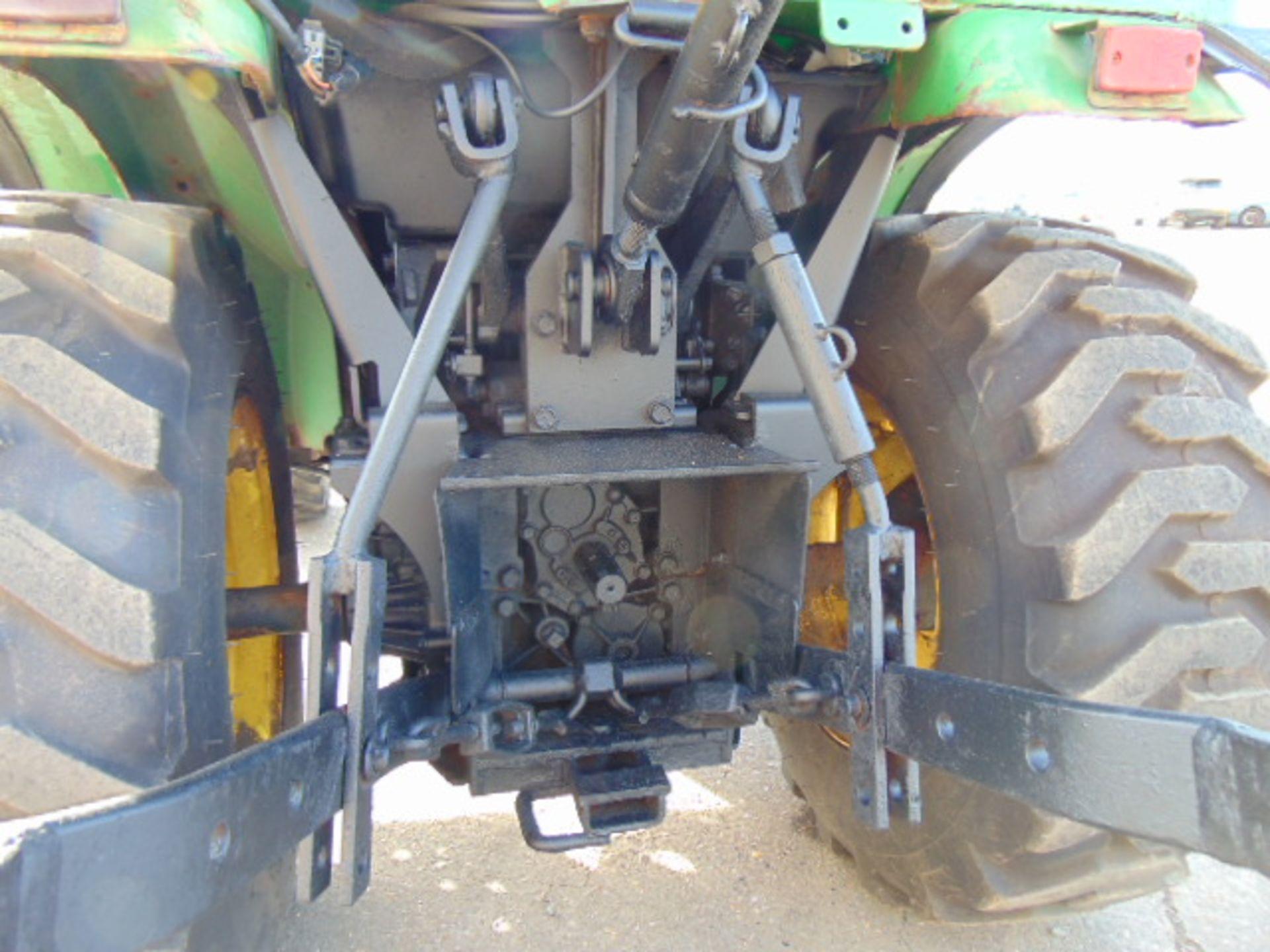Lot 25 - John Deere 2320HST 4WD Tractor 269 Hours!