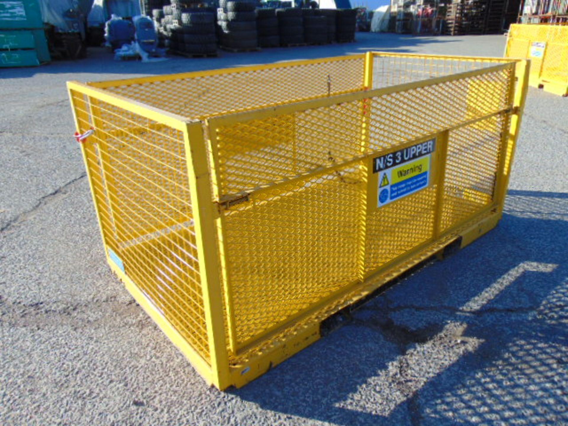 Lot 29 - Drop Side Cage Pallet / Stillage