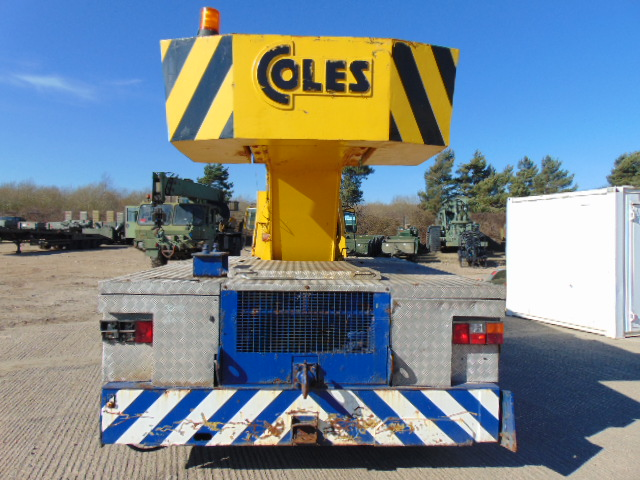 Lot 41 - Coles Hydra Speedcrane 12T Jumbo 3125 Hours!