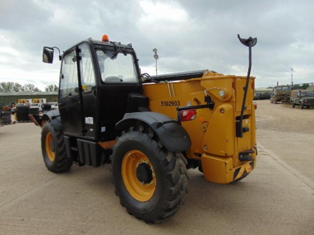 Lot 38 - 2014 Caterpillar TH417GC 4.0 ton Telehandler only 1,837 hours!