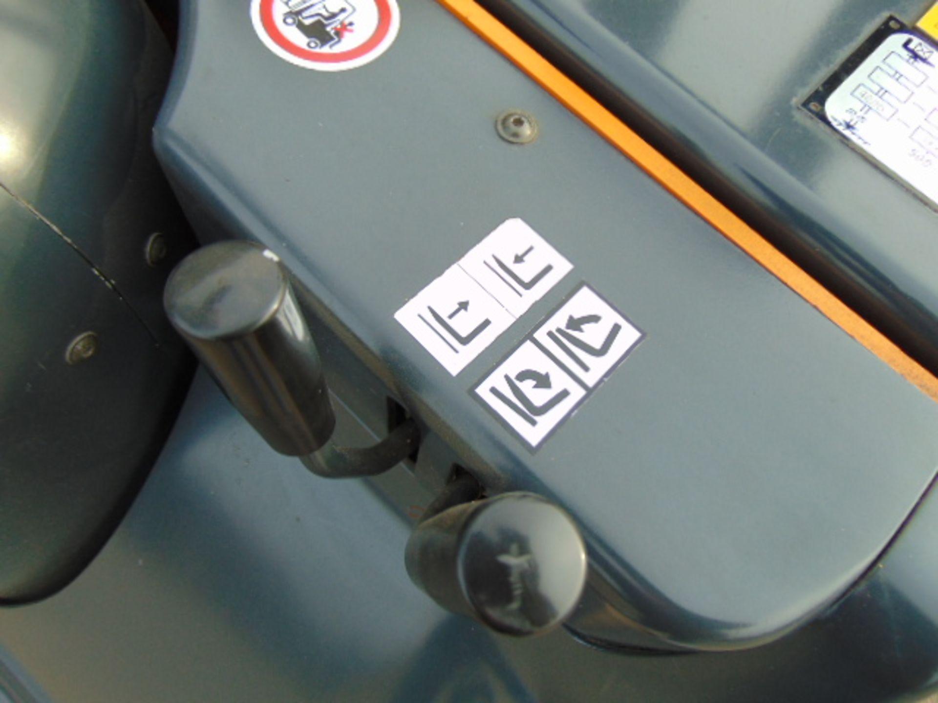 Lot 11 - Still EGG10 Electric Pedestrian Pallet Stacker c/w Charger