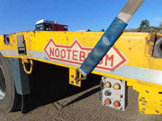 Lot 32 - 2013 Nooteboom OSDS 48-03 Tri Axle Low Loader Trailer.