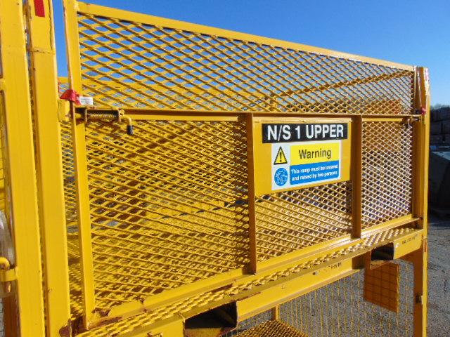 Lot 26 - Drop Side Cage Pallet / Stillage Assy