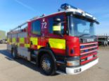 Lot 30 - Scania 94D 260 / Emergency One Fire Engine