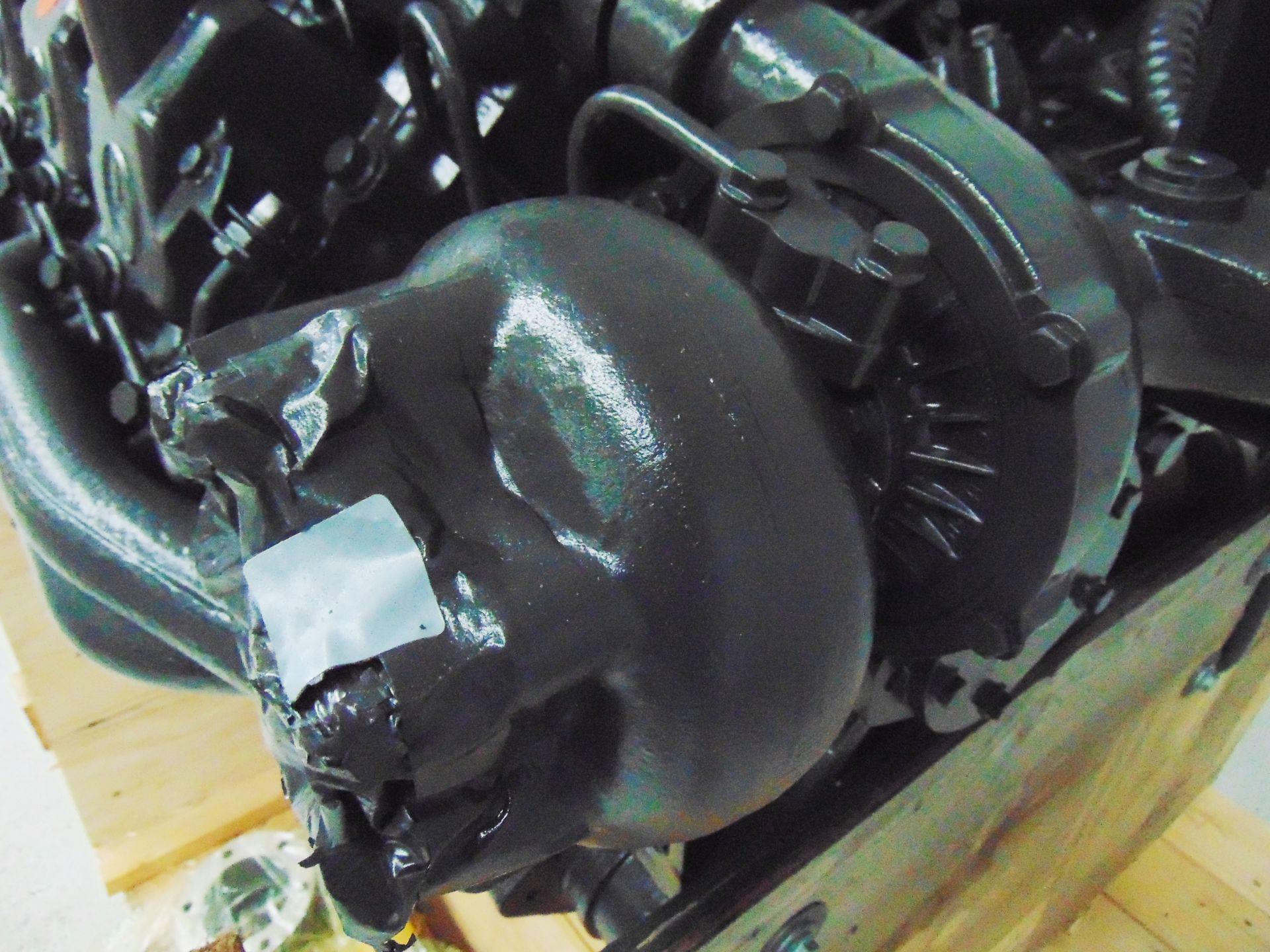 Lot 11 - Brand New & Unused Mercedes-Benz OM402LA V8 Twin Turbo Diesel Engine