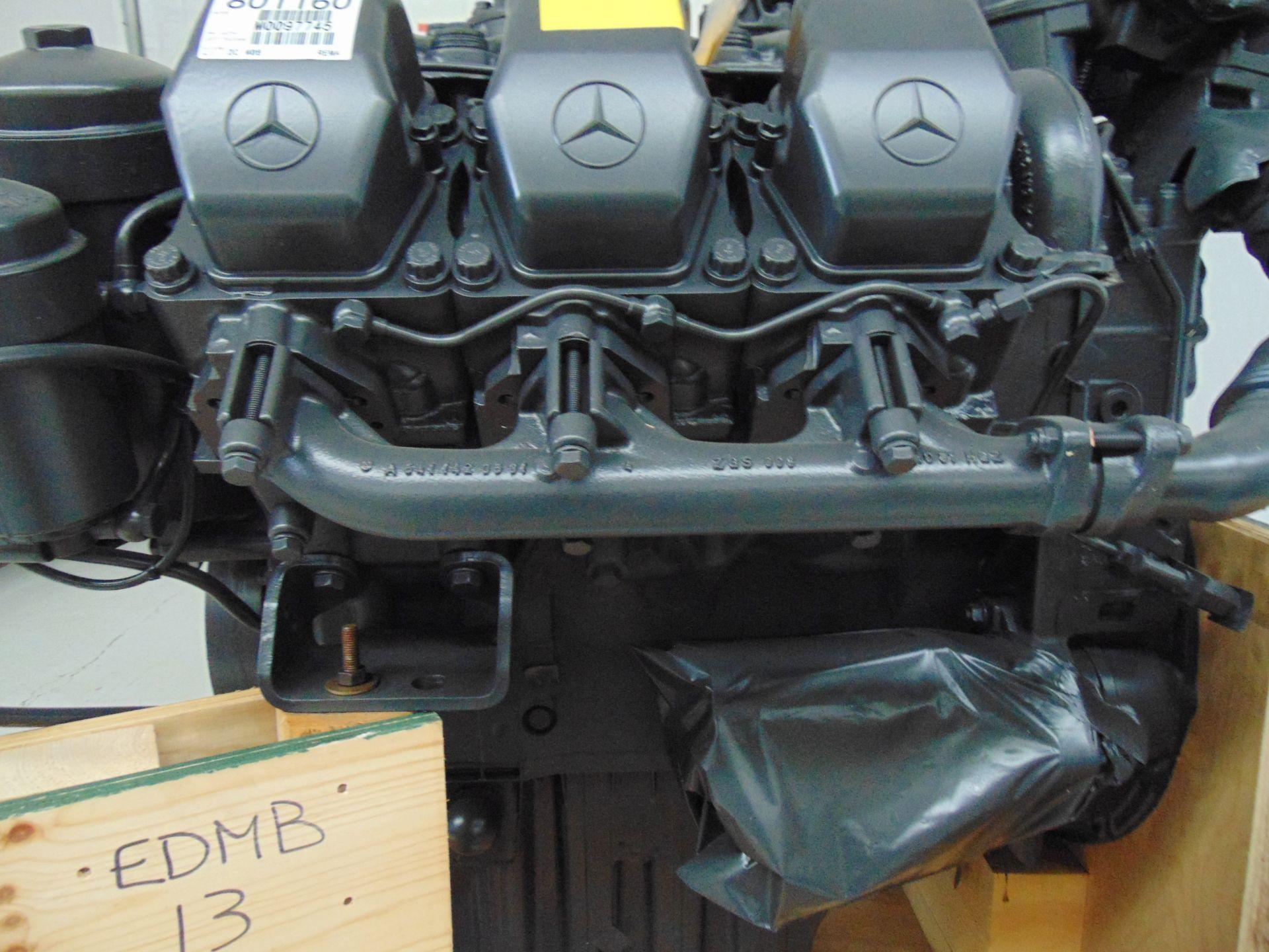 Lot 10 - Brand New & Unused Mercedes-Benz OM501LA V6 Turbo Diesel Engine