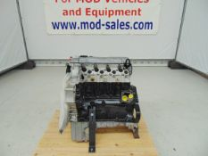 Brand New & Unused Mercedes-Benz OM601 4 Cylinder 2.0l Diesel Engine C/W Injectors