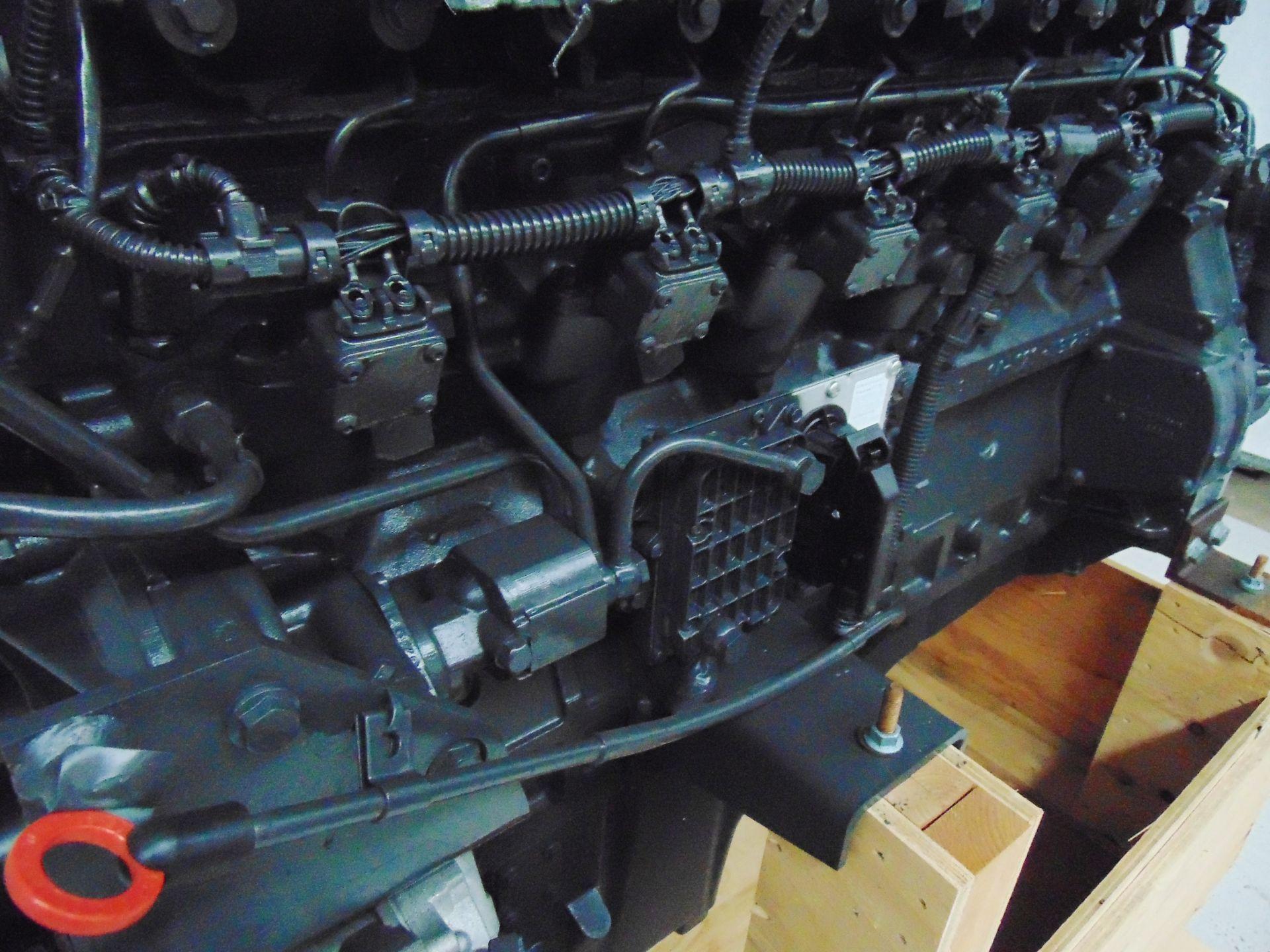 Lot 16 - Brand New & Unused Mercedes-Benz OM457LA Turbo Diesel Engine