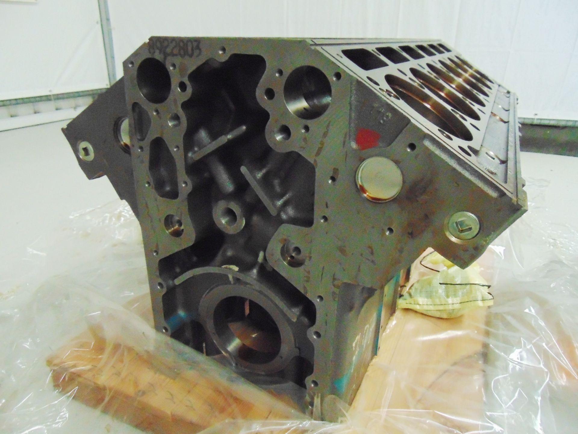 Lot 17 - rand New & Unused Detroit Diesel V12 New Bare Engine Block