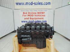 Factory Reconditioned Mercedes-Benz OM424 V12 Turbo Diesel Engine