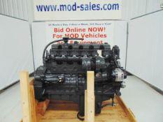Factory Reconditioned Mercedes-Benz OM457LA Turbo Diesel Engine