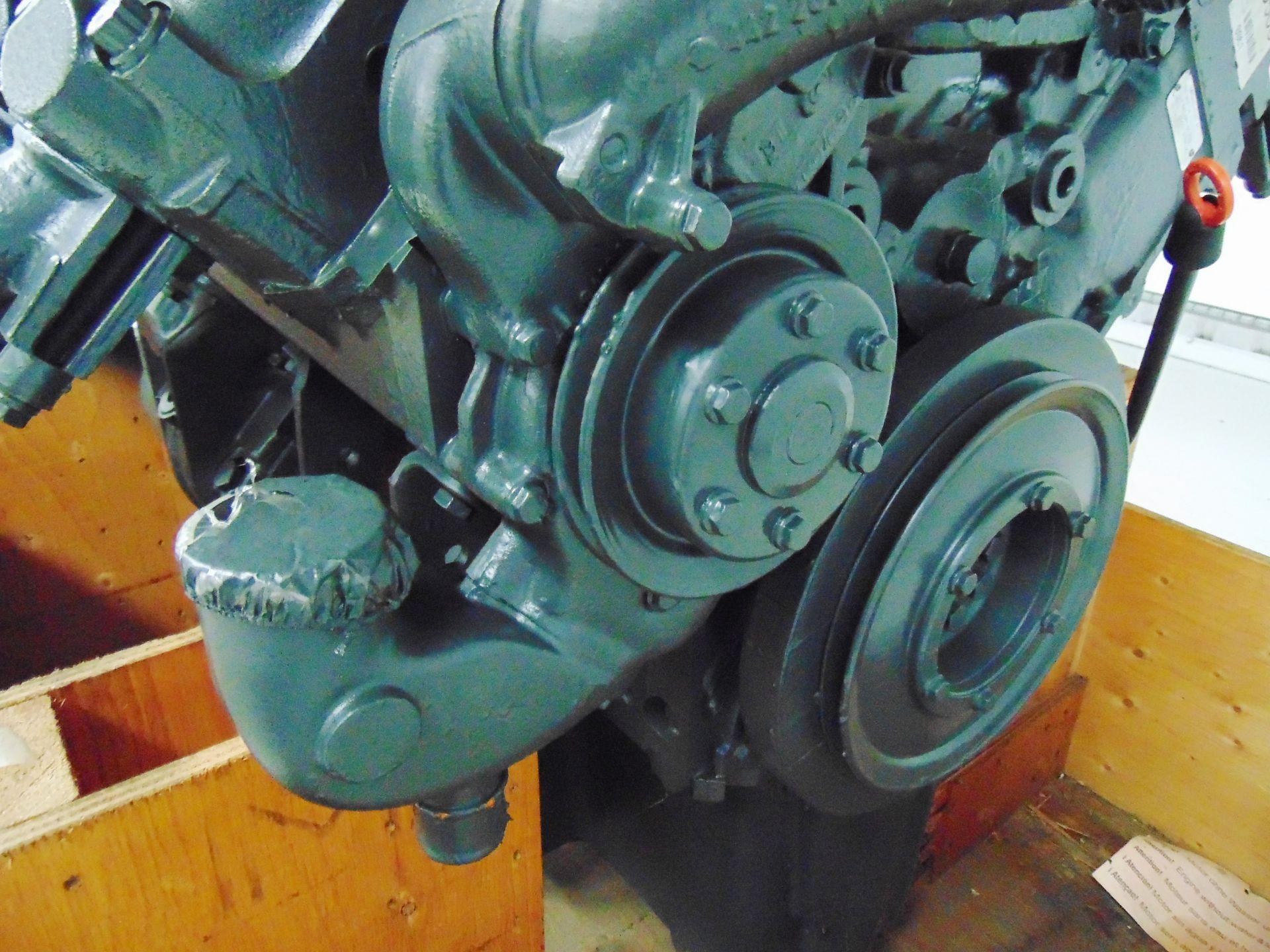 Lot 5 - Brand New & Unused Mercedes-Benz OM442LA V8 Twin Turbo Diesel Engine