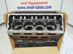 Brand New & Unused Detroit Diesel V8 20V149 New Bare Engine Block