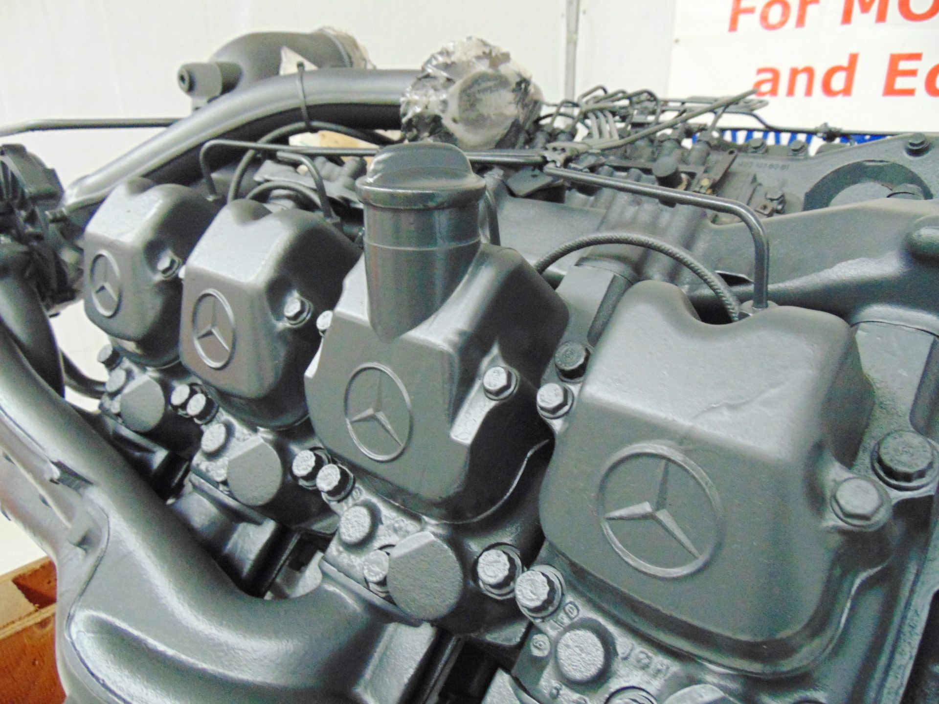 Lot 5 - Brand New & Unused Mercedes-Benz OM442LA V8 Twin Turbo Diesel Engine